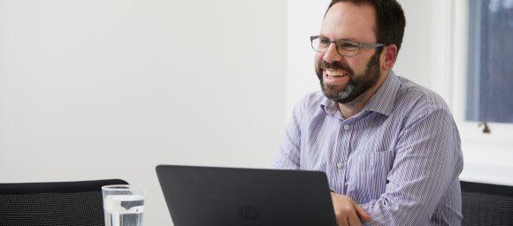 Mike, Senior Quality Manager